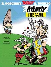 Read Asterix comic online