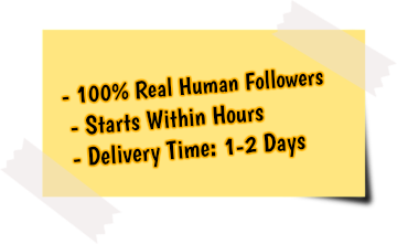 get more twitter followers service features