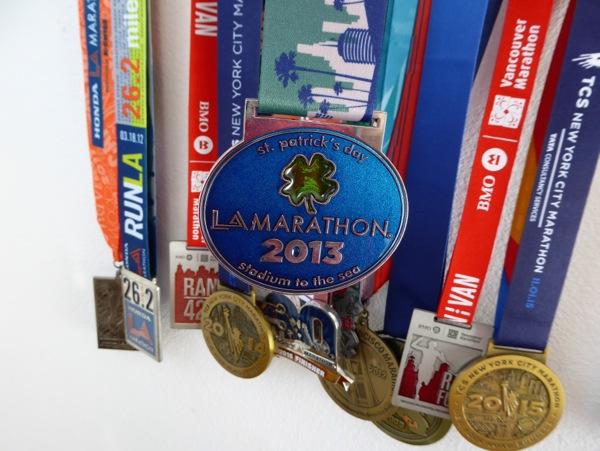 St. Patrick's LA Marathon 2013