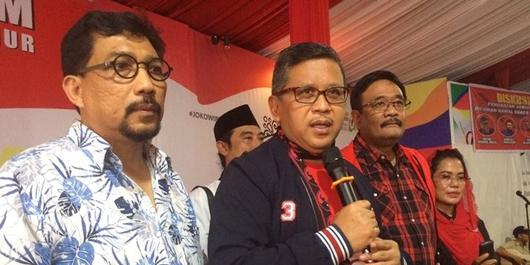 TKN Klaim Pemerintahan 'Dilan' Bukti Komitmen Jokowi Berantas Korupsi