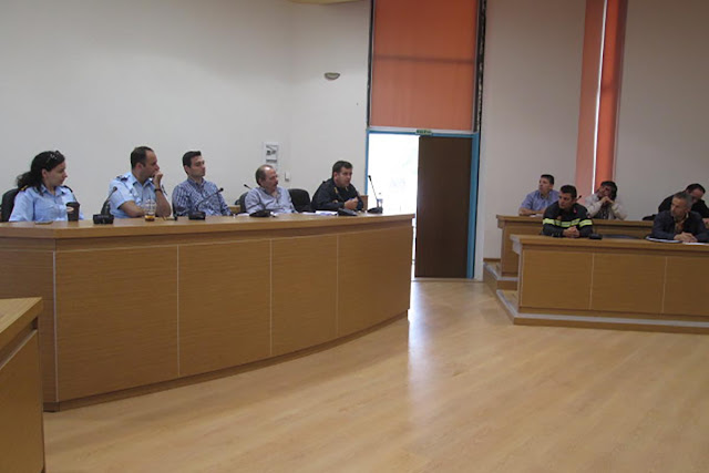Πρέβεζα: Εκτάκτως συνεδριάζει το Γραφείο Πολιτικής Προστασίας Δήμου Ζηρού