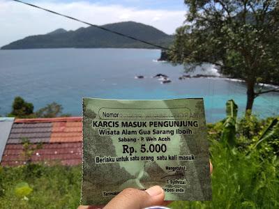 Destinasi Gua Sarang di Sabang Aceh yang Wajib Kamu Kunjungi