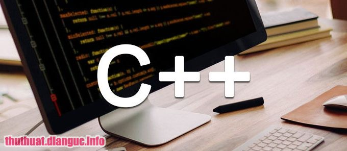 Share bộ video học Lập trình hướng đối tượng với C++ trị giá 55$