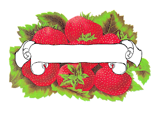 label blank strawberry download printable