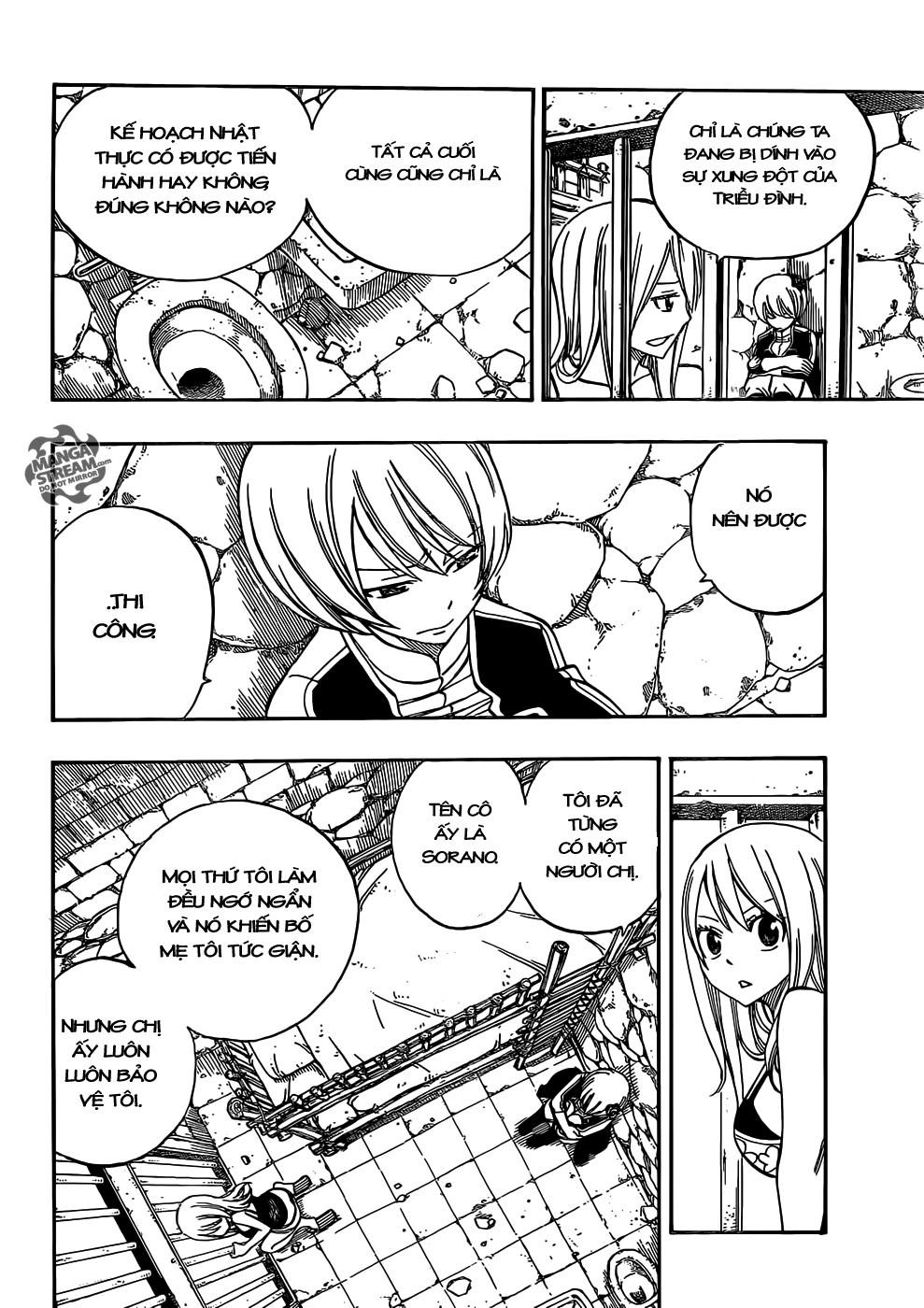 Fairy Tail chap 303 trang 9