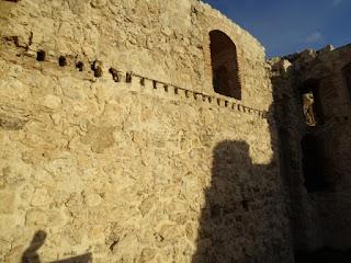 Ventanal abierto en el siglo XVI