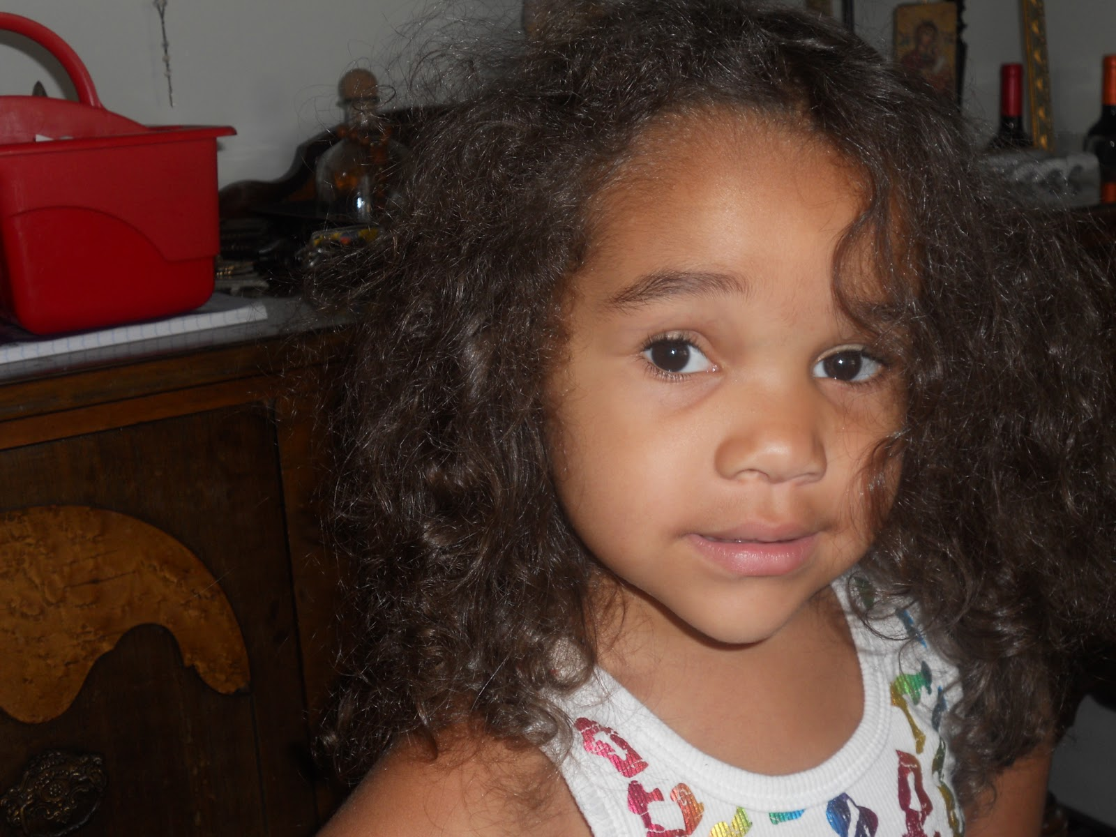 Mixed Girl Hair Styles: LUCKY 7 DESIGN: MIXED CHICKS.....WHERE HAVE YOU BEEN??