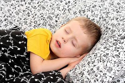 cara buat anak tidur lebih cepat