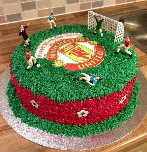 Kue Ultah Manchester United