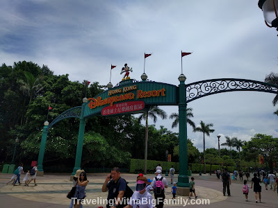 Tips on going to Hong Kong Disney