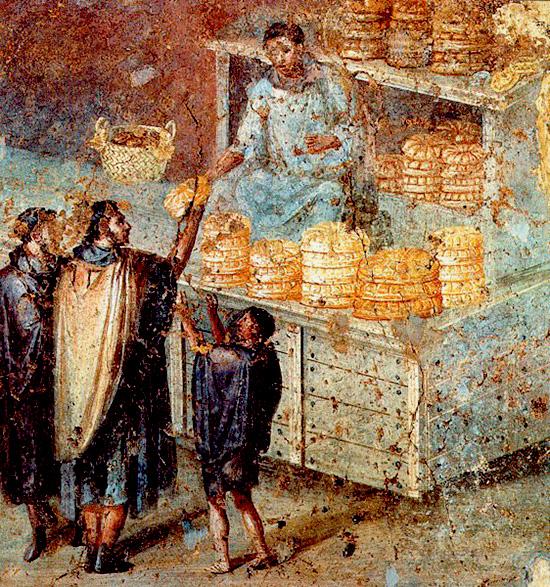 online retailer ff565 88ed3 ... delle insulae o nei mercati. A Roma tuttavia vi erano sia i venditori  dei prodotti propri che di quelli degli altrui campi, acquistati negli  Horrea, ...