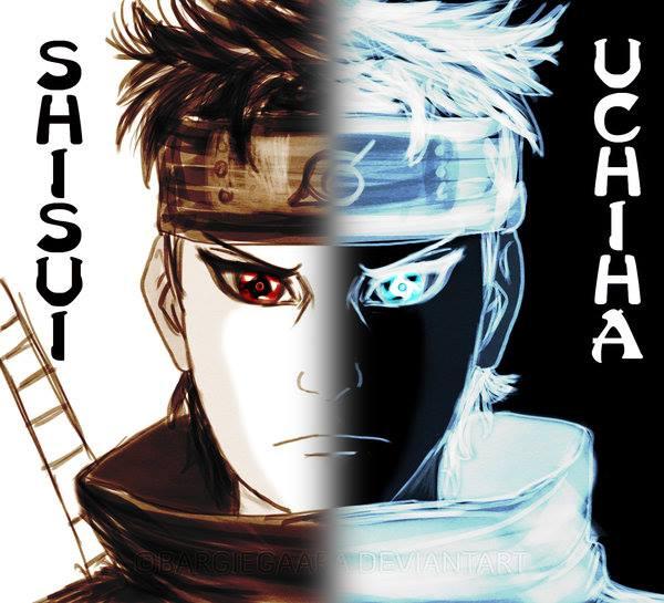 Kata Keren Naruto Anime: Tentang Shisui Uchiha