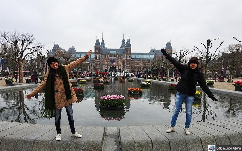 Roteiro - 2 dias em Amsterdam - Museumplain