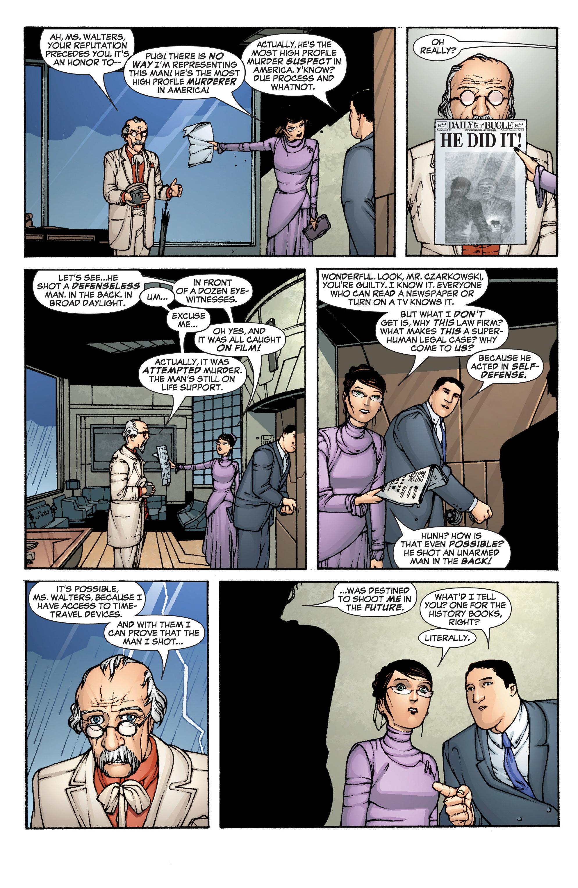 Read online She-Hulk (2005) comic -  Issue #1 - 7