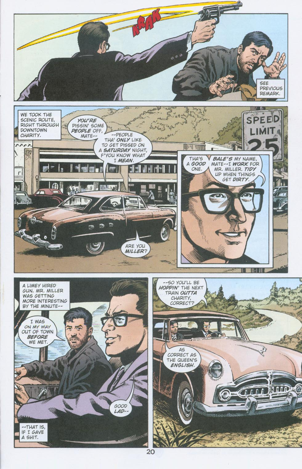Read online American Century comic -  Issue #22 - 20