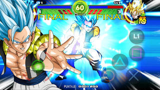 NEW (MOD) DRAGON BALL TAP BATTLE PARA ANDROID + DOWNLOAD