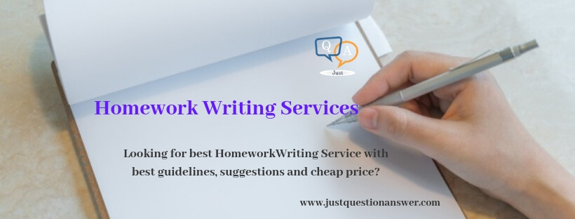 Professional Homework Writing Services   Get 15% Discount   Myhomework Writers