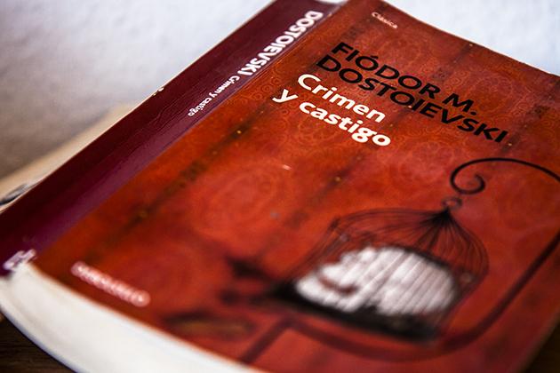 CRIMEN Y CASTIGO, libro recomendado de Fiodor Dostoievski
