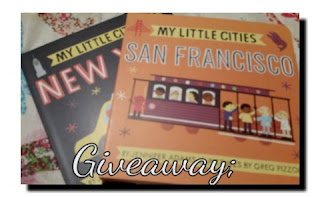 my little cities giveaway