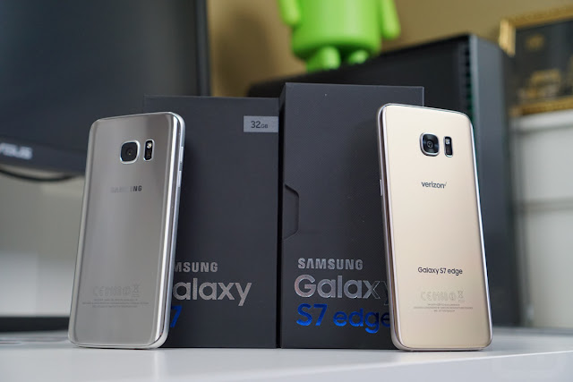 Buy Samsung Galaxy S7 and Galaxy S7 Edge Online