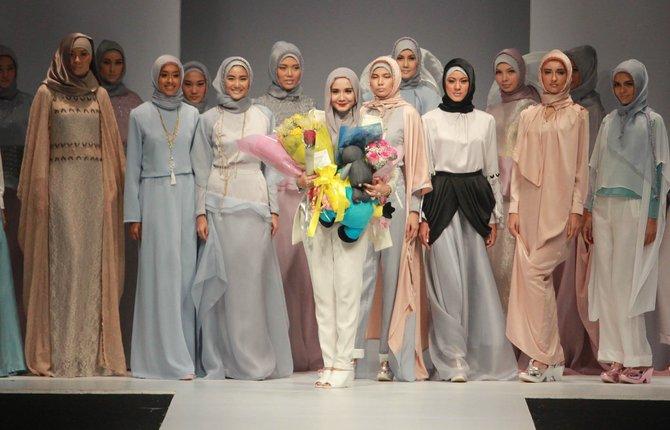 Indonesia Bisa Jadi Kiblat Industri Busana Muslim Dunia