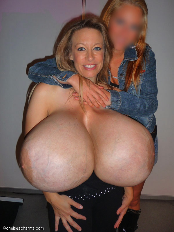 Chelsea charms dildo video