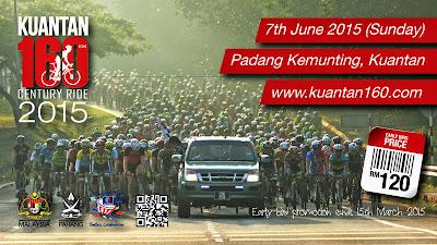 Century Ride Kuantan160