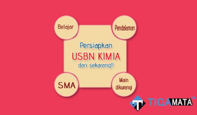 Prediksi Soal USBN Kimia SMA 2019 Plus Kunci Jawaban