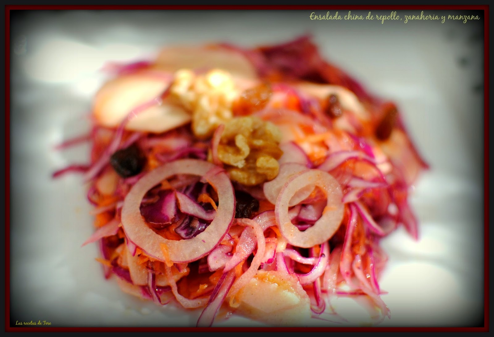 ensalada china de repollo zanahoria y manzana 06