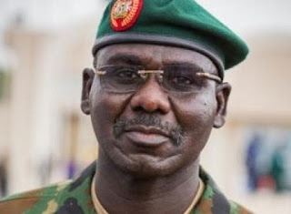 Buratai Says Army will Deploy 230 soldiers to Liberia
