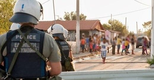 Συλλήψεις και προσαγωγές προσφύγων σε Χίο, Λέσβο και Σάμο