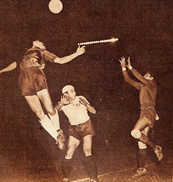 Chile y México en Campeonato Panamericano 1952, 26 de marzo