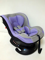 Convertible Car Seat CocoLatte CL898 Group 0+ dan 1 (0 - 18kg) - Purple
