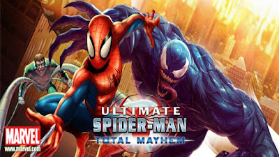 Download Game Android Gratis Spiderman Total Mayhem apk + data