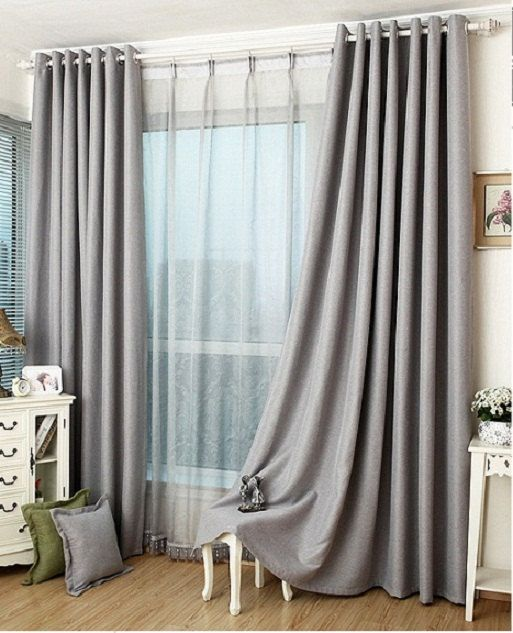 Bedroom Curtain Ideas Small Rooms Images Patterns Rod Rods