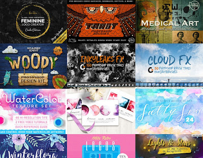 Vibrant Artistic Collection To Create Stunning Design Works (99% Off)