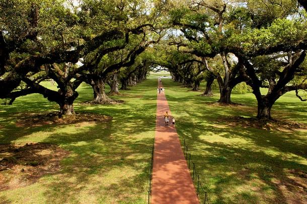 Louisiana Oak Alley Plantation, Vacherie