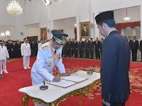 DIlantik Presiden Jokowi, Erry  Nuradi Tetapkan Lima Target Benahi Sumut Jadi Lebih Baik