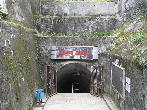 Terowongan benteng marlborough