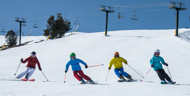 Skiing Magazine along with K2 Skis are giving away a dream skiing vacation for a family of four, complete with airfare, hotel, lift passes and skis and bindings for everyone!