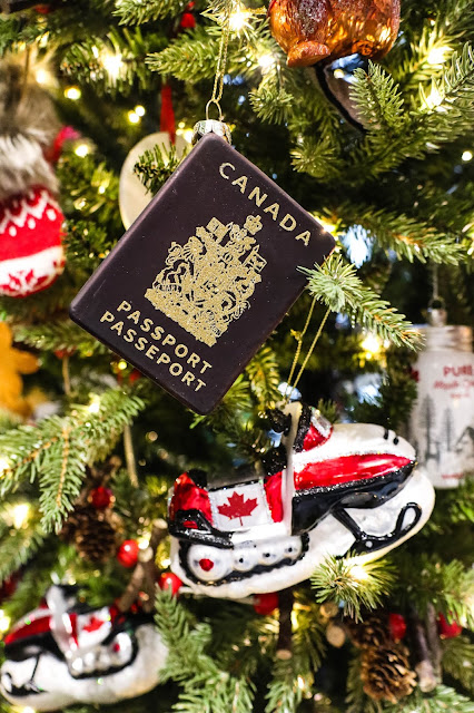 Canadian Tire Christmas Tree Decorations Ornaments Passport