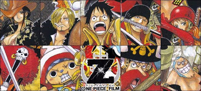 One Piece Film - Z Subtitle Indonesia