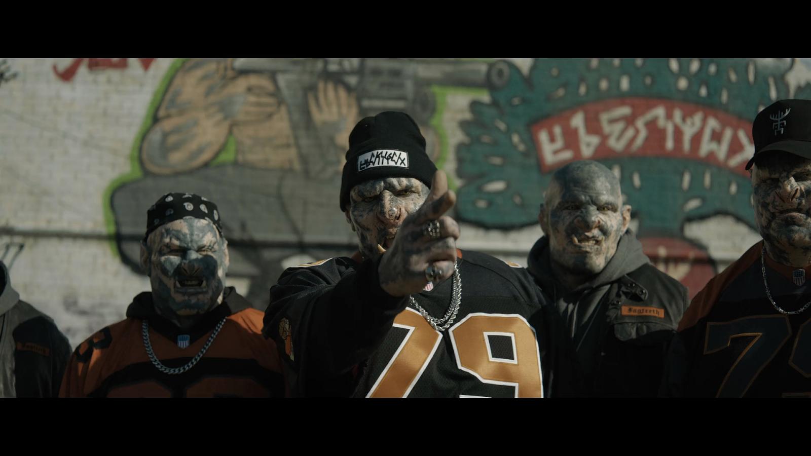 Bright (2017) 1080p Latino - Ingles captura 2