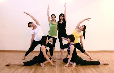 project gyf group yoga edition walking on sunshine