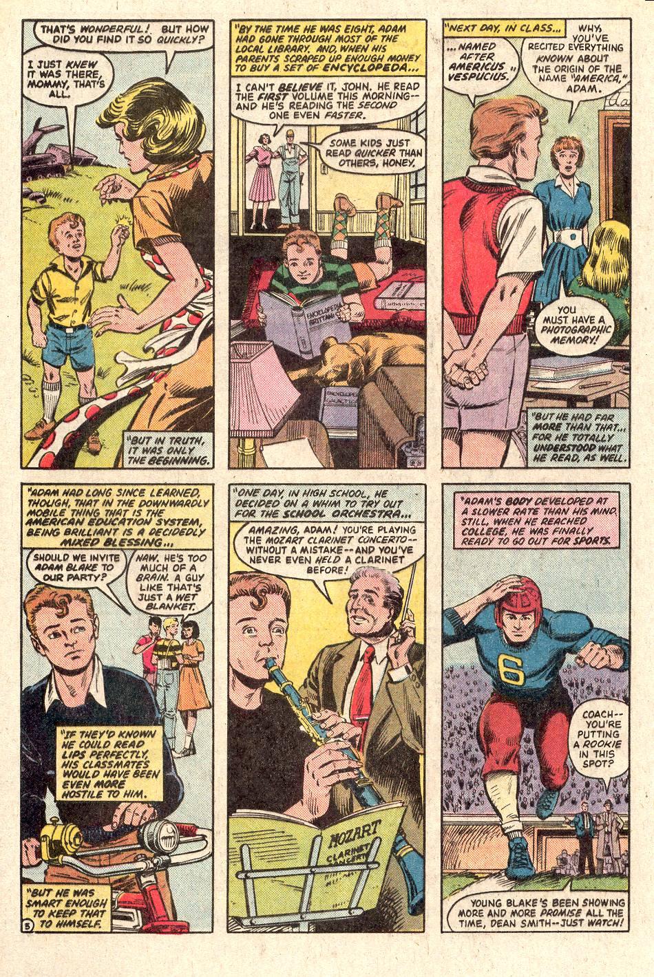 Read online Secret Origins (1986) comic -  Issue # _Annual 1 - 42