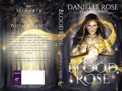 Blood Rose by Danielle Rose