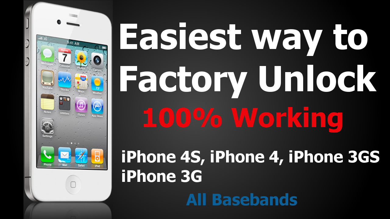 how do you unlock an iphone 4 how to apple factory unlock iphone 4 4s any baseband html 1844