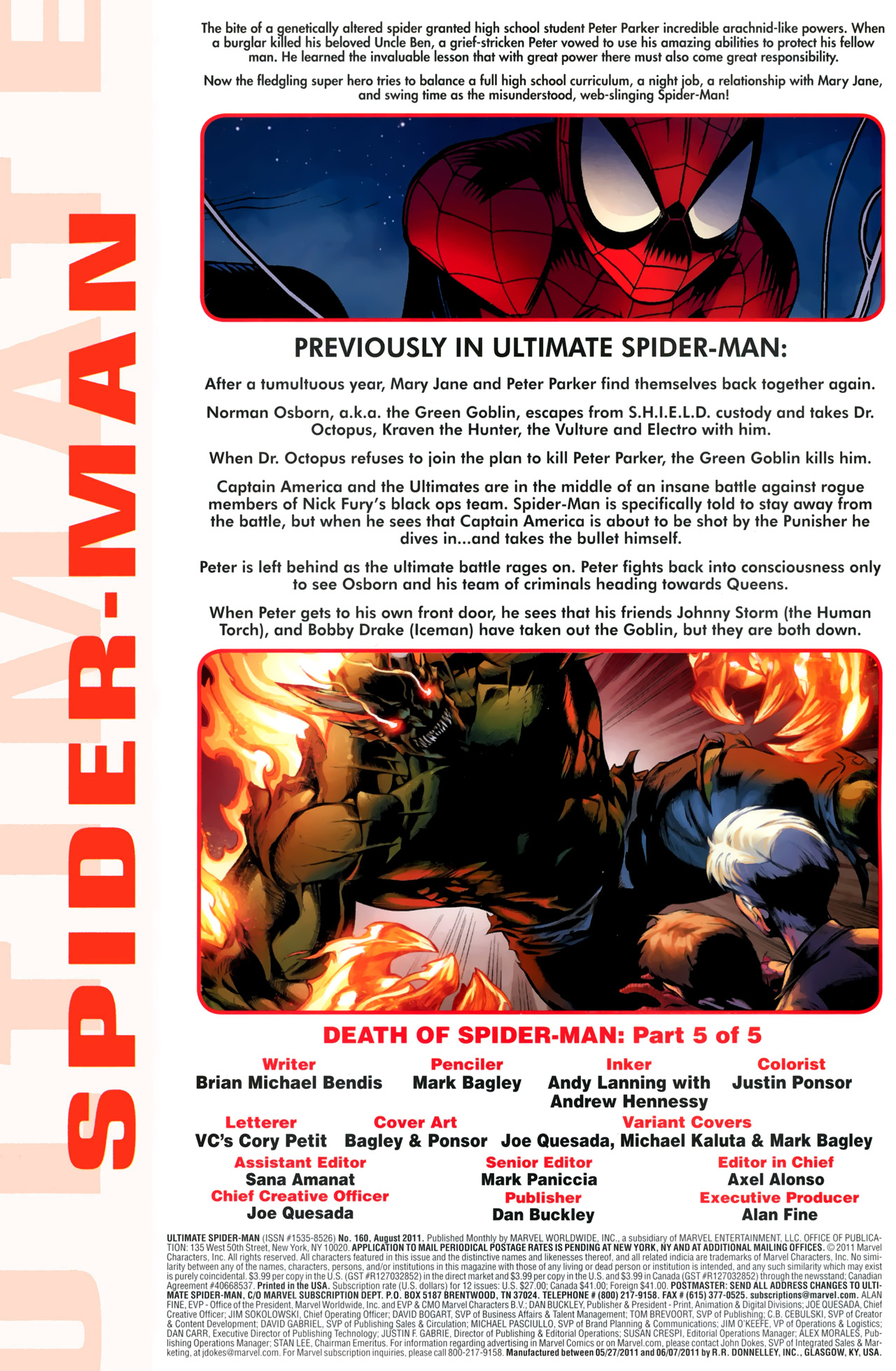 Read online Ultimate Spider-Man (2009) comic -  Issue #160 - 8