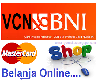 cara pembayaran menggunakan vcn bni