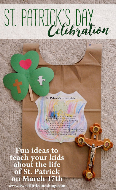 http://www.sweetlittleonesblog.com/2016/03/feast-day-celebration-ideas-crafts-activities-for-st-patricks-day.html
